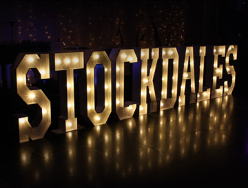 Events at Stockdales Charity